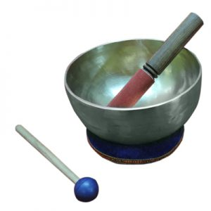 6 in Singing Bowl