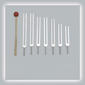 Standard Unweighted Tuning Forks