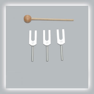 Angel Standard Tuning Fork Set