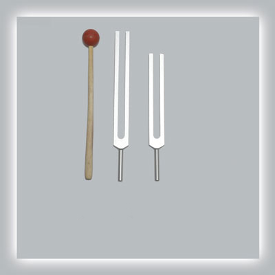 High OM Tuning Fork Set