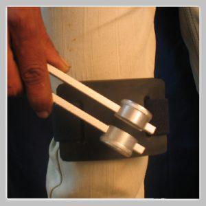 Tuning Fork Leg Activator