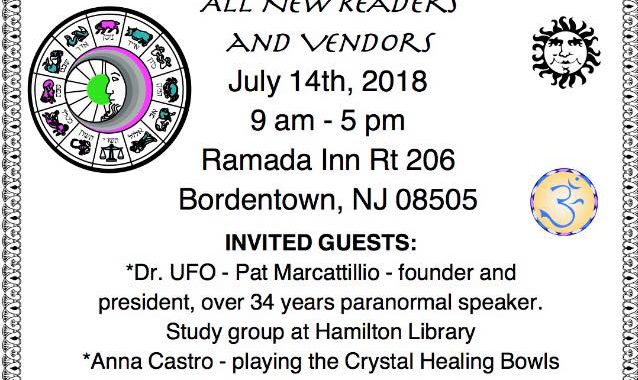 The Light of Divine Truth Foundation Annual Psychic Fair